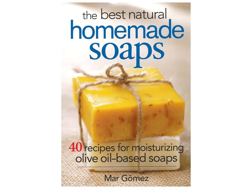 Robert Rose The Best Natural Homemade Soaps Book