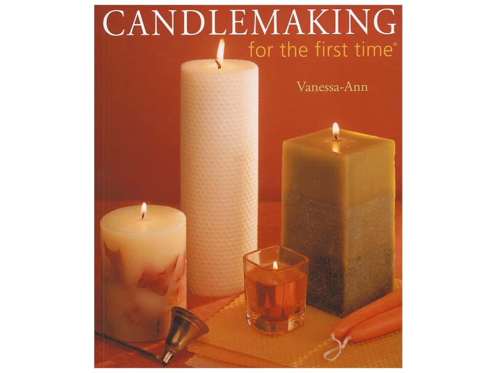 Sterling Candlemaking For The First Time Book