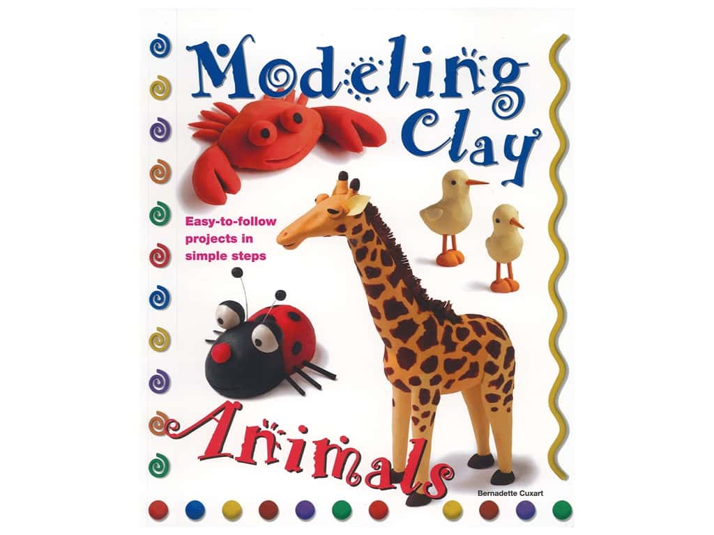 B.E.S Publishing Modeling Clay Book