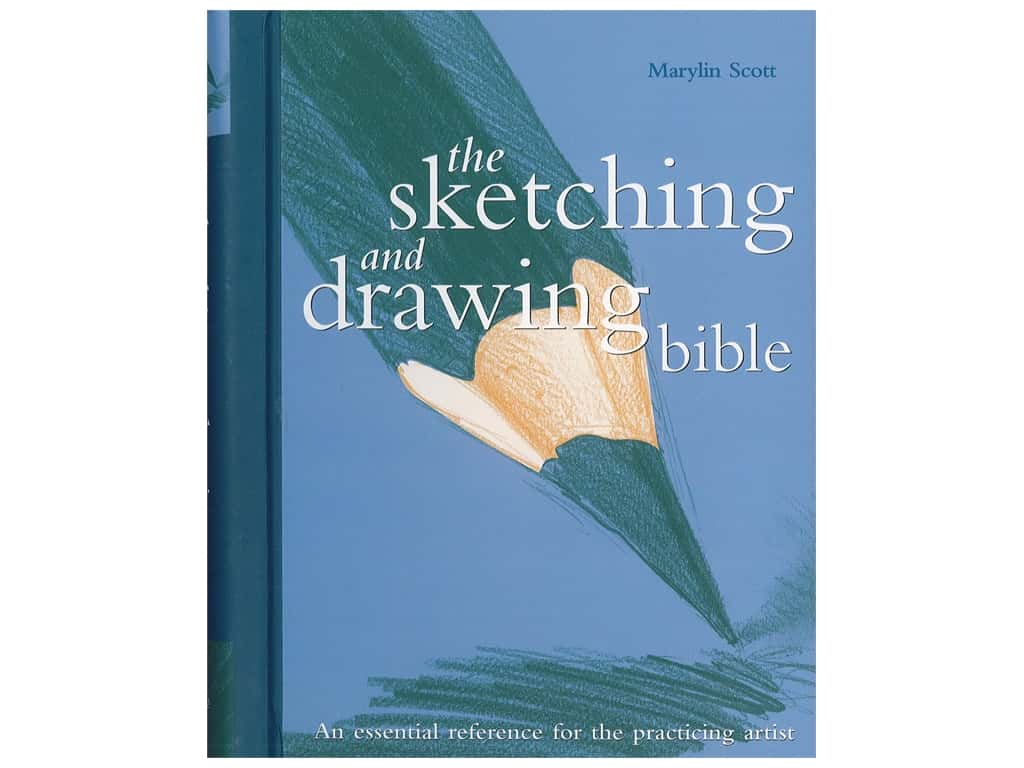 Chartwell The Sketching & Drawing Bible Book