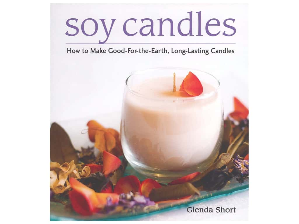 Stackpole Books Soy Candles Book