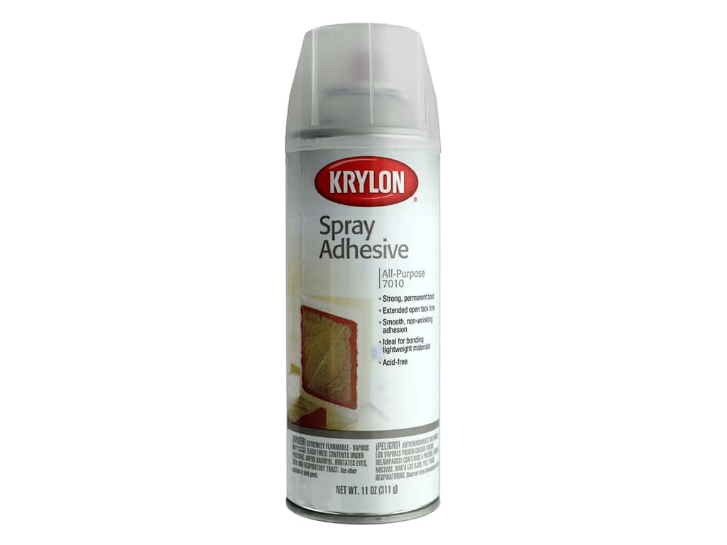 Krylon Spray Adhesive 11 oz.