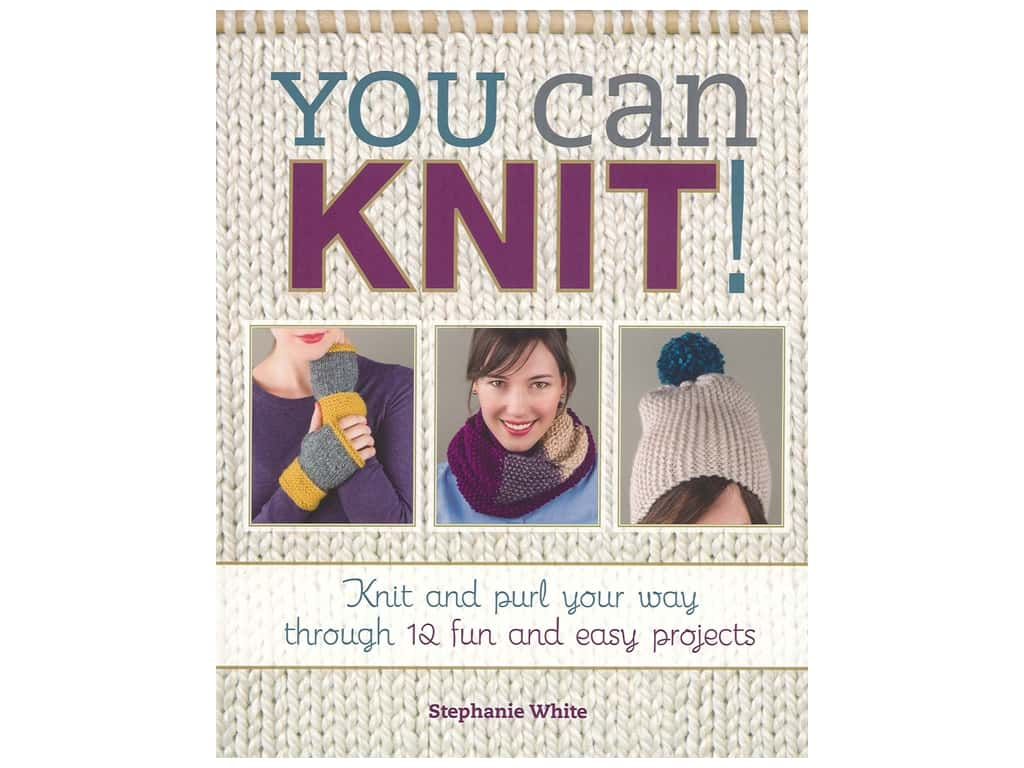 Fons & Porter You Can Knit Book