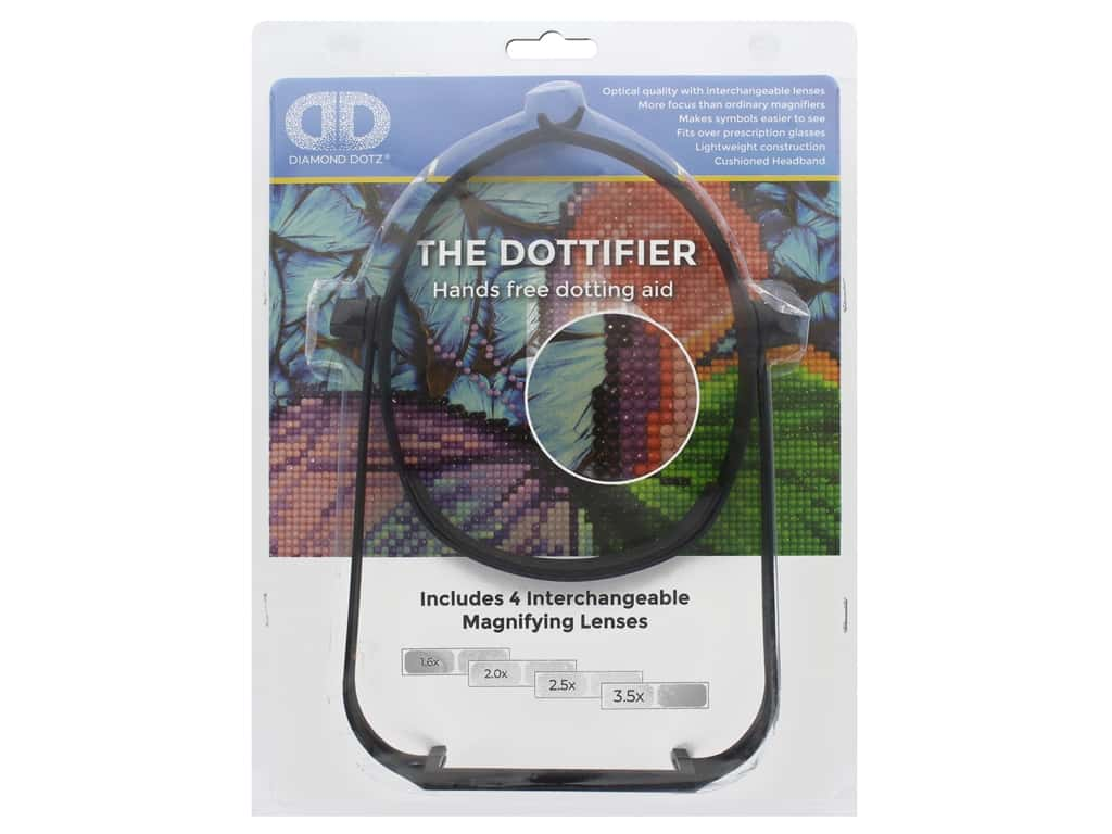 Diamond Dotz Freestyle Dottifier Magnifier