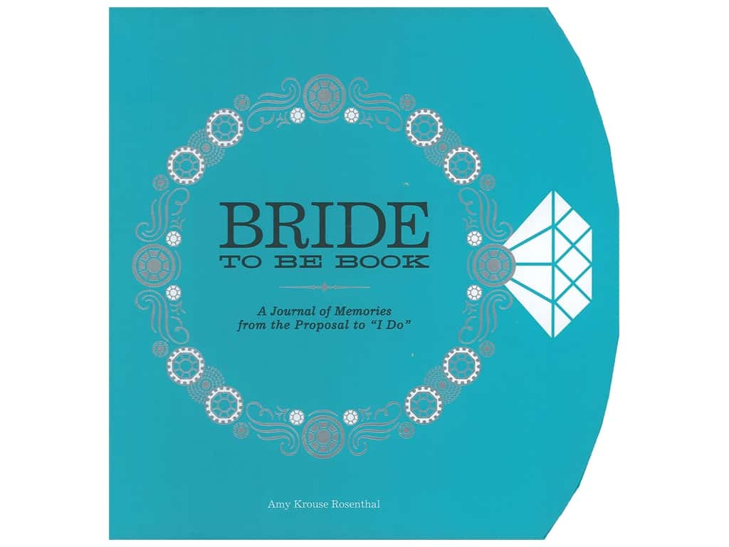 Potter Bride to Be Journal Book