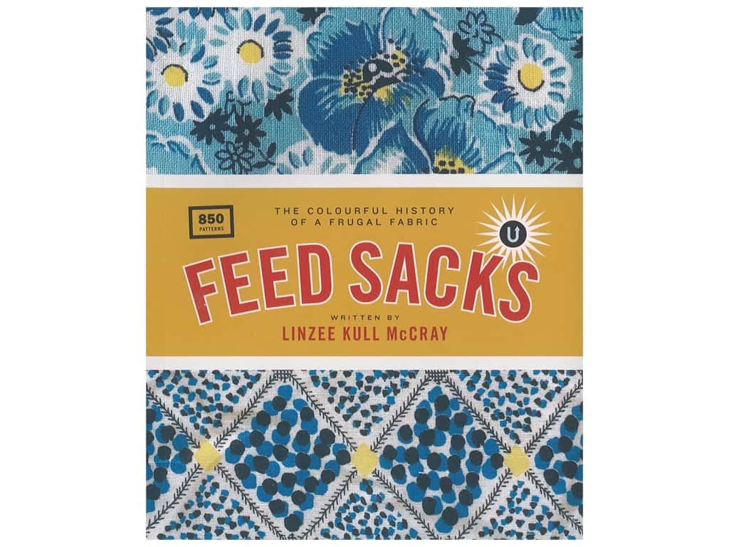 Uppercase Feed Sacks Book