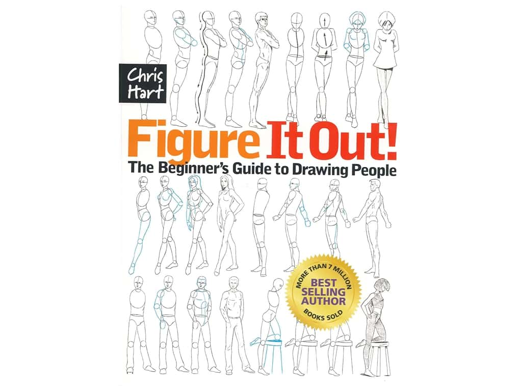 Figure It Out! The Beginner's Guide to Drawing People Book