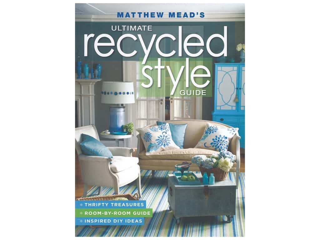 Oxmoor House Ultimate Recycled Style Book