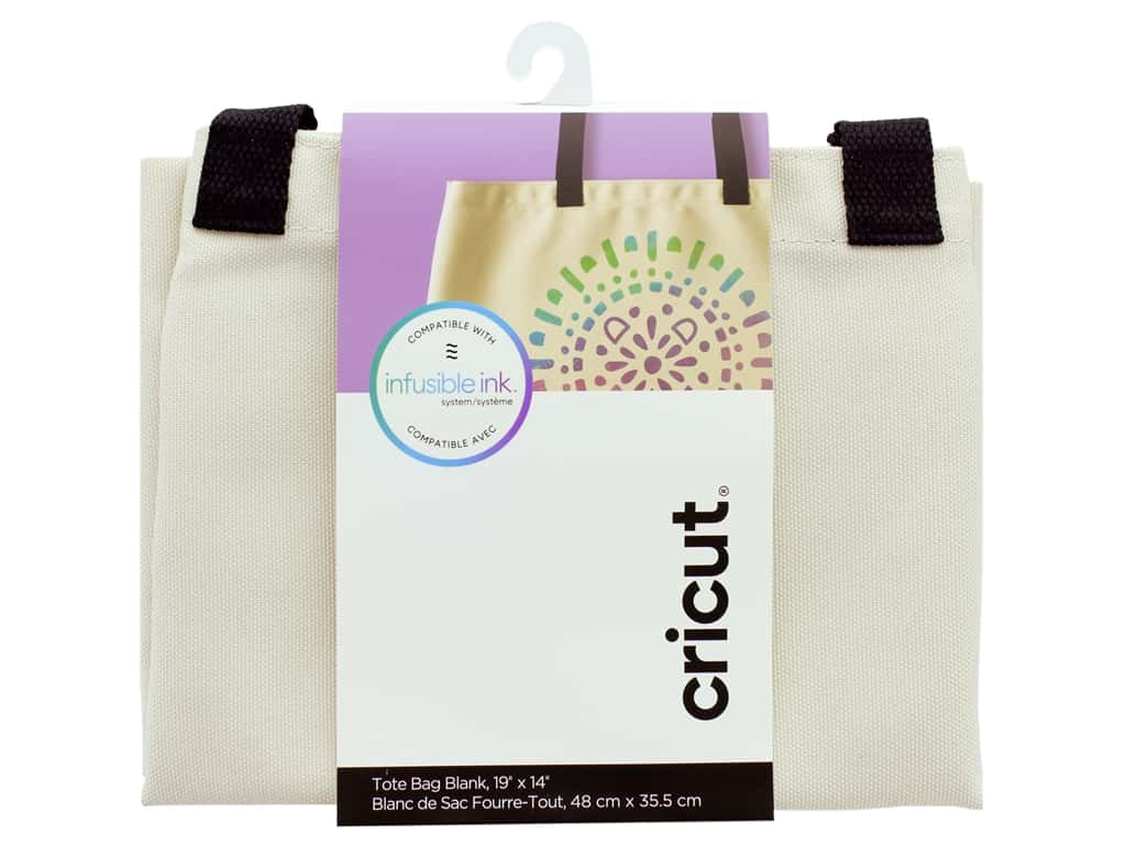 Cricut Infusible Ink Blank Tote Bag 19 in. x 14 in.