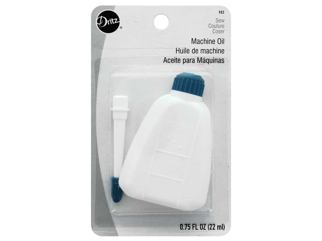 Sewing Machine Oil by Dritz 3/4 oz.
