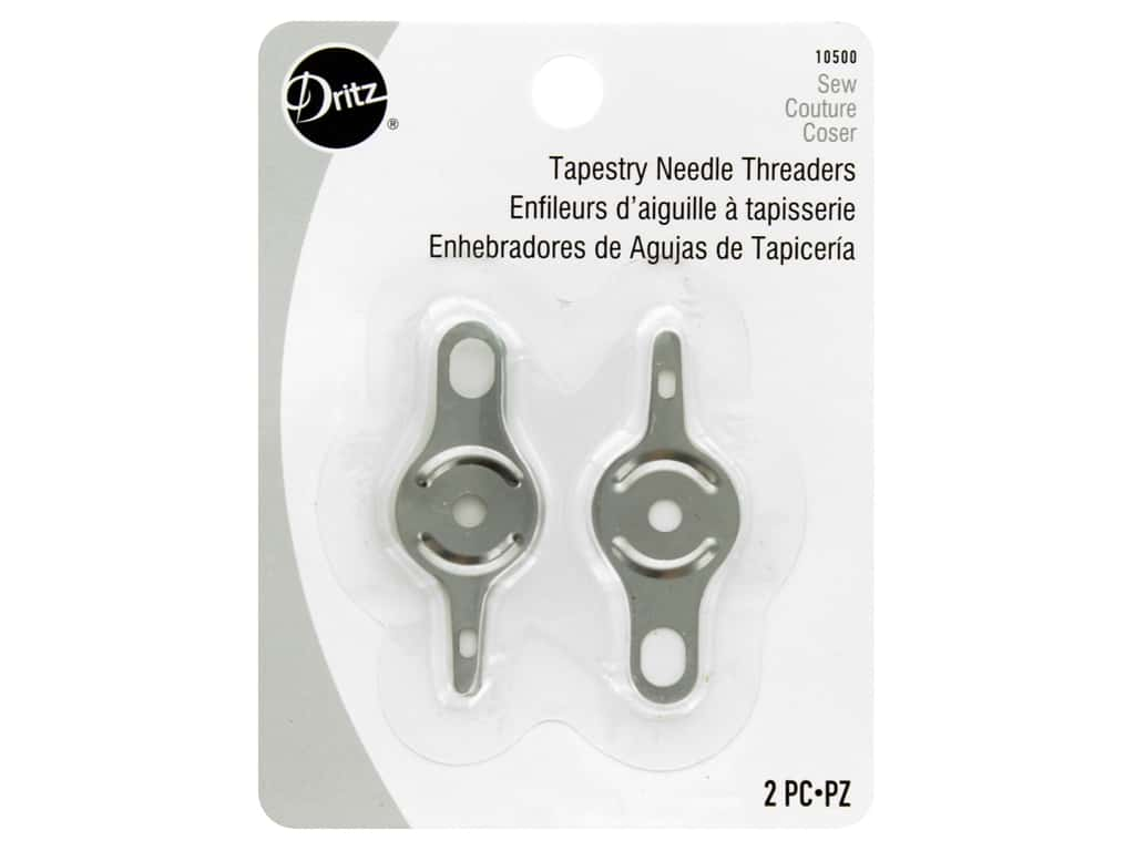 Dritz Tapestry Needle Threaders 2 pc.