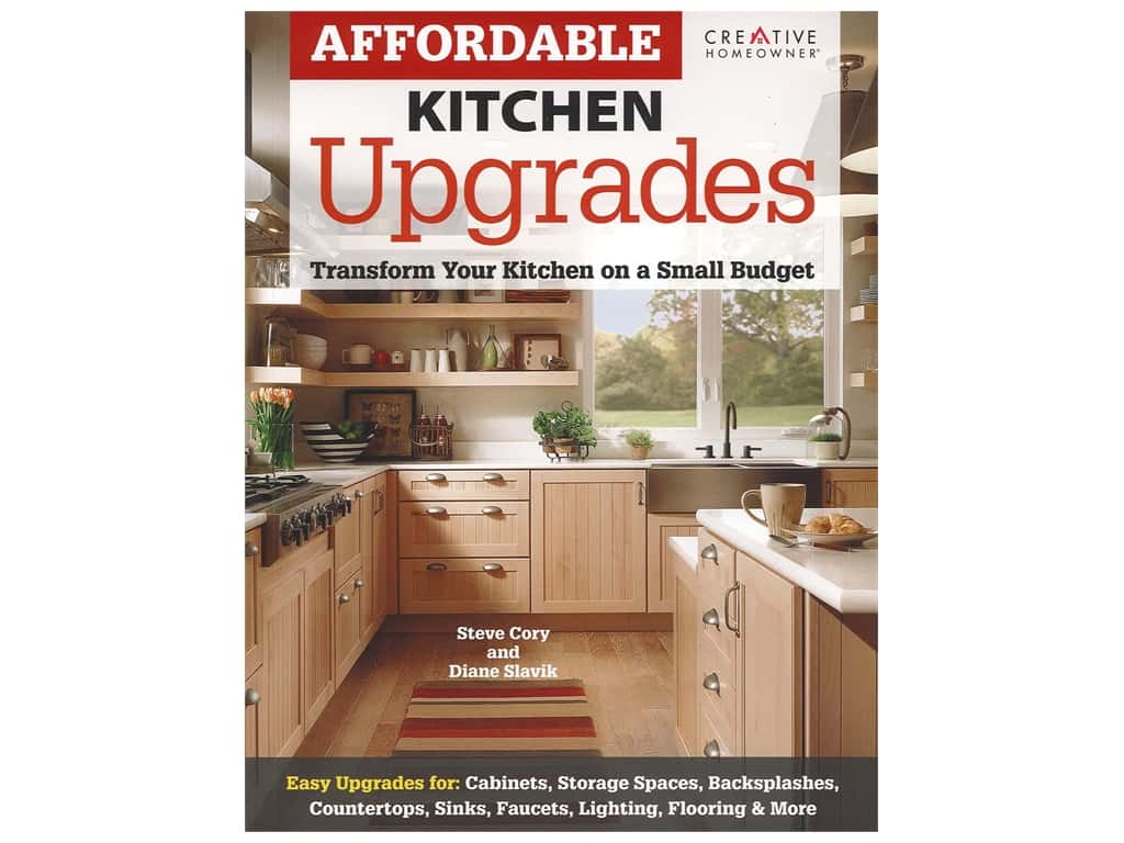 Creative Homeowner Affordable Kitchen Upgrades Book