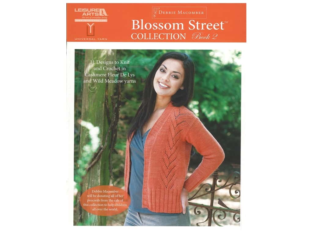 Leisure Arts Blossom Street Collection 2 Book