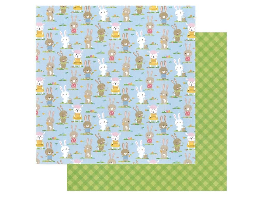 Photo Play Collection Easter Wishes Paper 12 in. x 12 in. My Peeps (25 pieces)