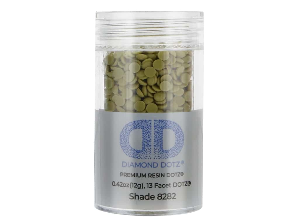 Diamond Dotz Freestyle Gems 0.43 oz. #8282 Light Eucalyptus