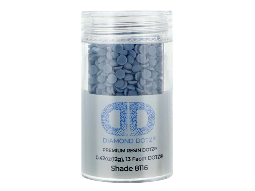 Diamond Dotz Freestyle Gems 0.43 oz. #8116 Sky Blue