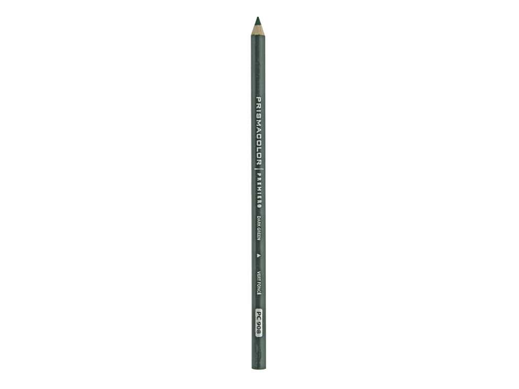 Sanford Prismacolor Premier Soft Core Colored Pencil Dark Green