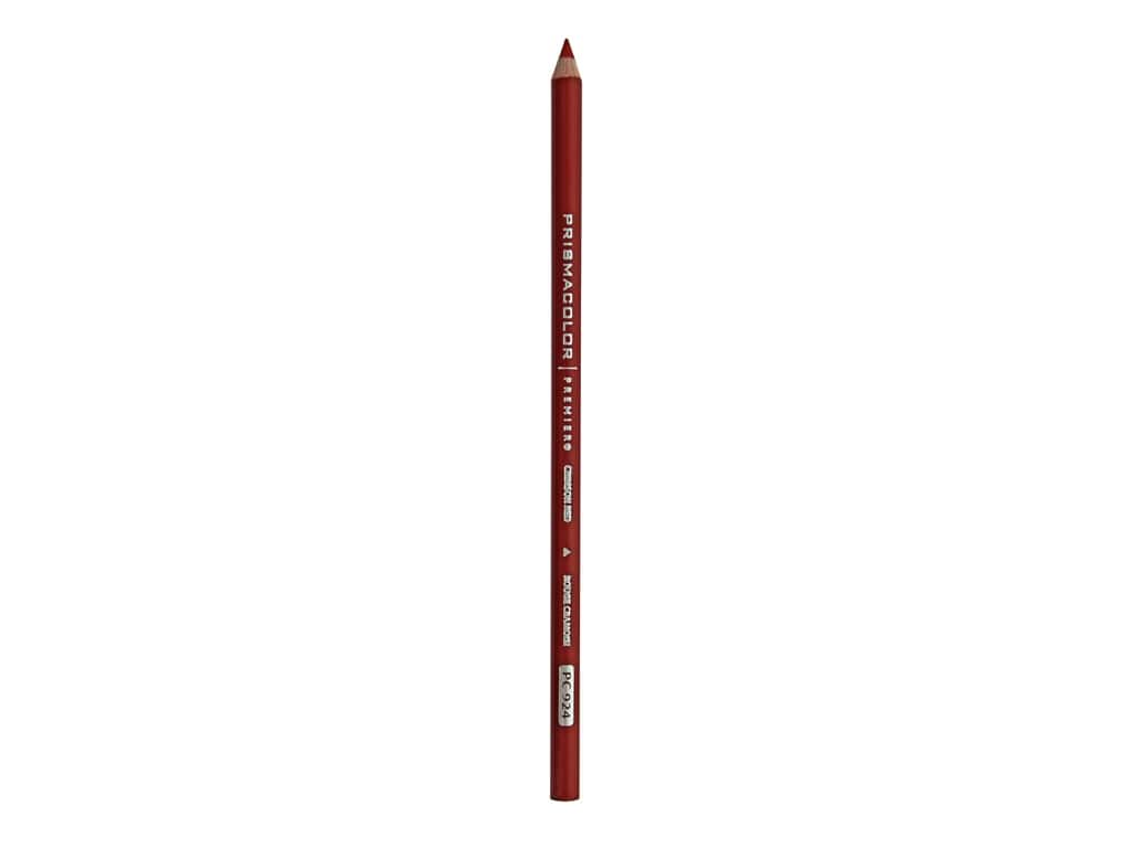 Sanford Prismacolor Premier Soft Core Colored Pencil Crimson Red