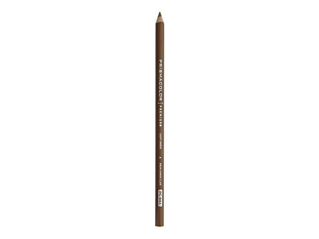 Sanford Prismacolor Premier Soft Core Colored Pencil PC941 Light Umber (12 pieces)