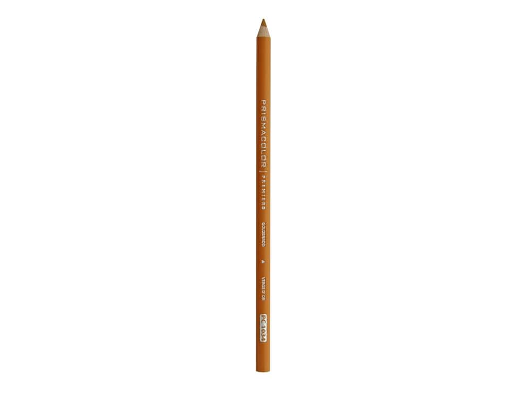 Sanford Prismacolor Premier Soft Core Colored Pencil Goldenrod