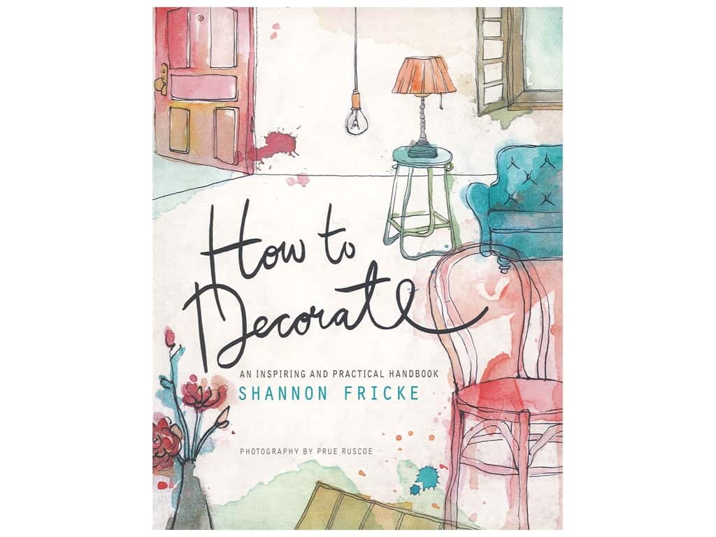Potter How To Decorate Book
