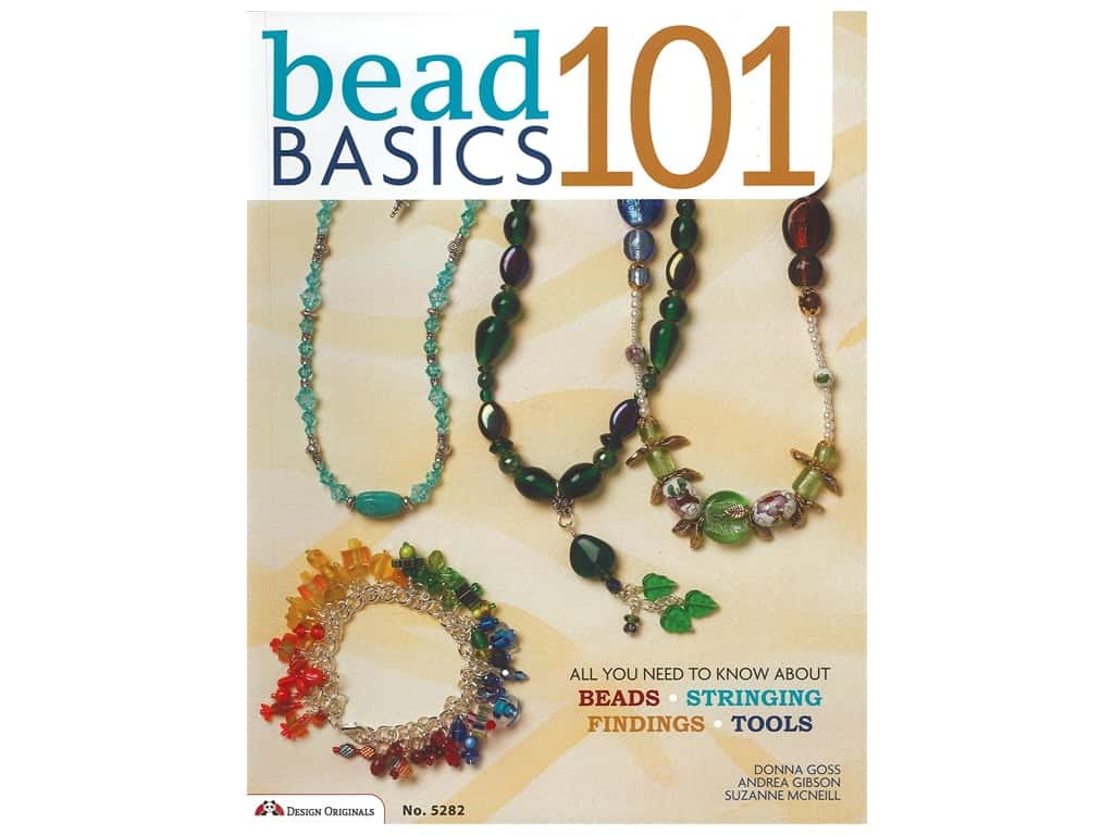 Design Originals Bead Basics 101 Book