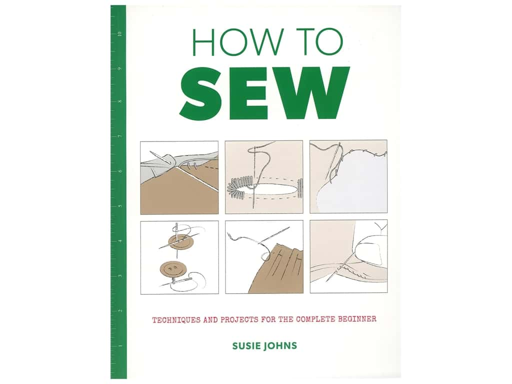 Guild of Master Craftsman How To Sew Book
