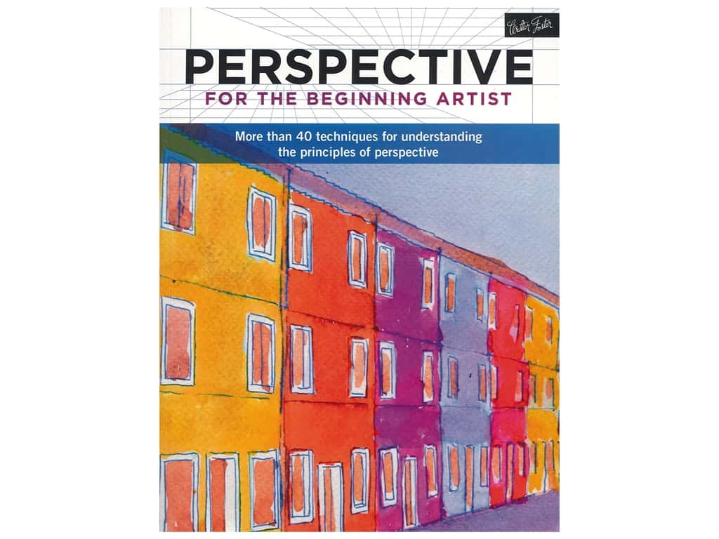 Walter Foster Perspective For The Beginning Artist Book