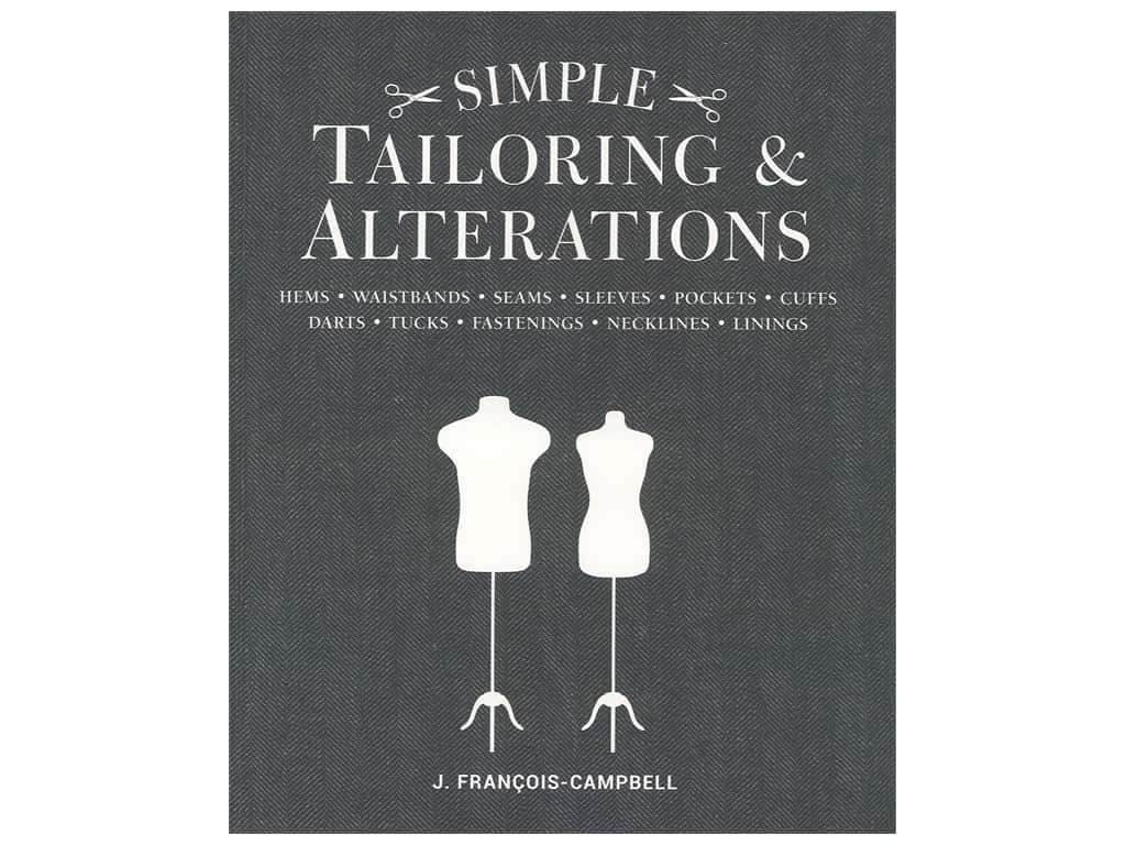 Guild of Master Craftsman Simple Tailoring And Alterations Book