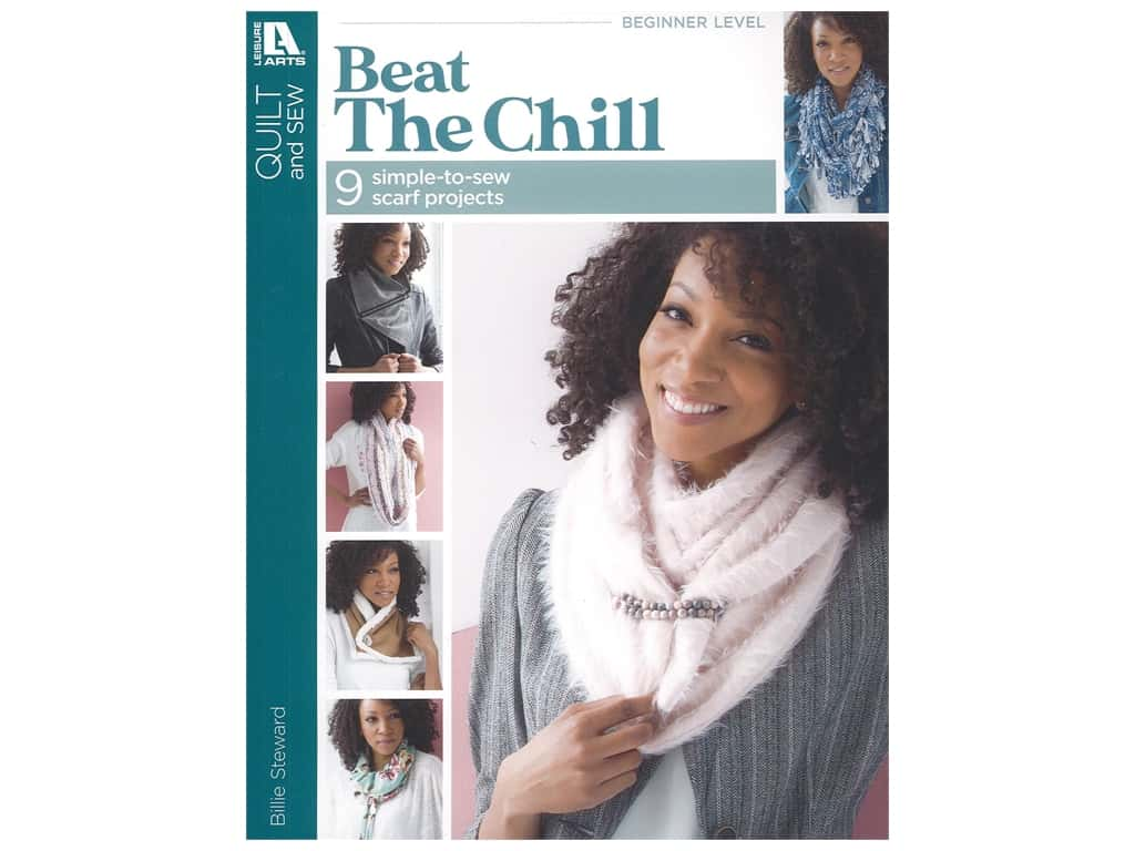 Leisure Arts Beat The Chill Book