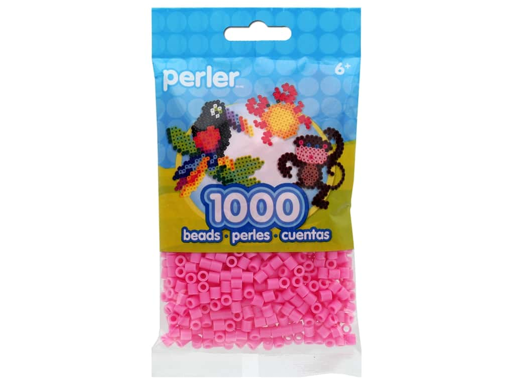 Perler Beads 1000 pc. Cotton Candy