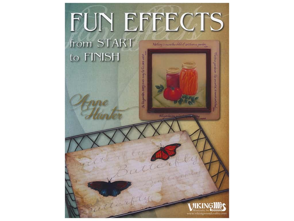 Viking Woodcrafts Fun Effects From Start to Finish Book