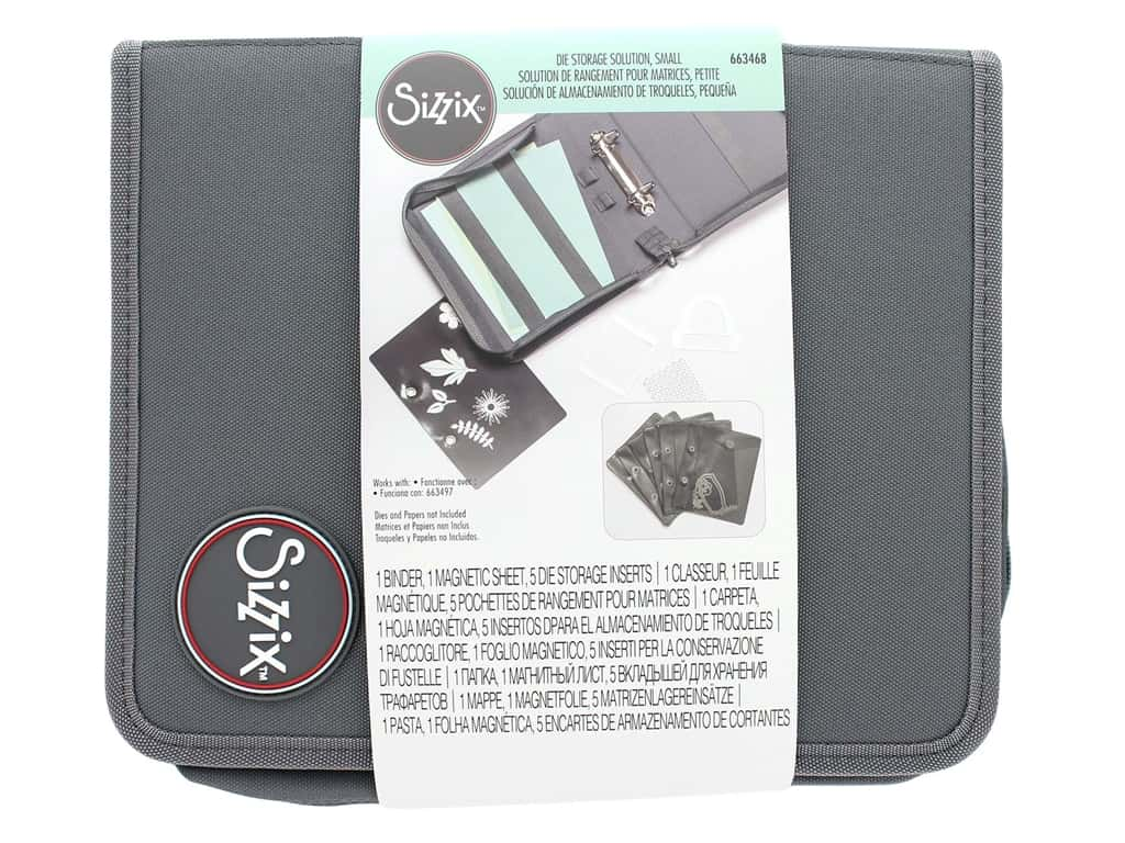 Sizzix Accessory Die Storage Solution Small