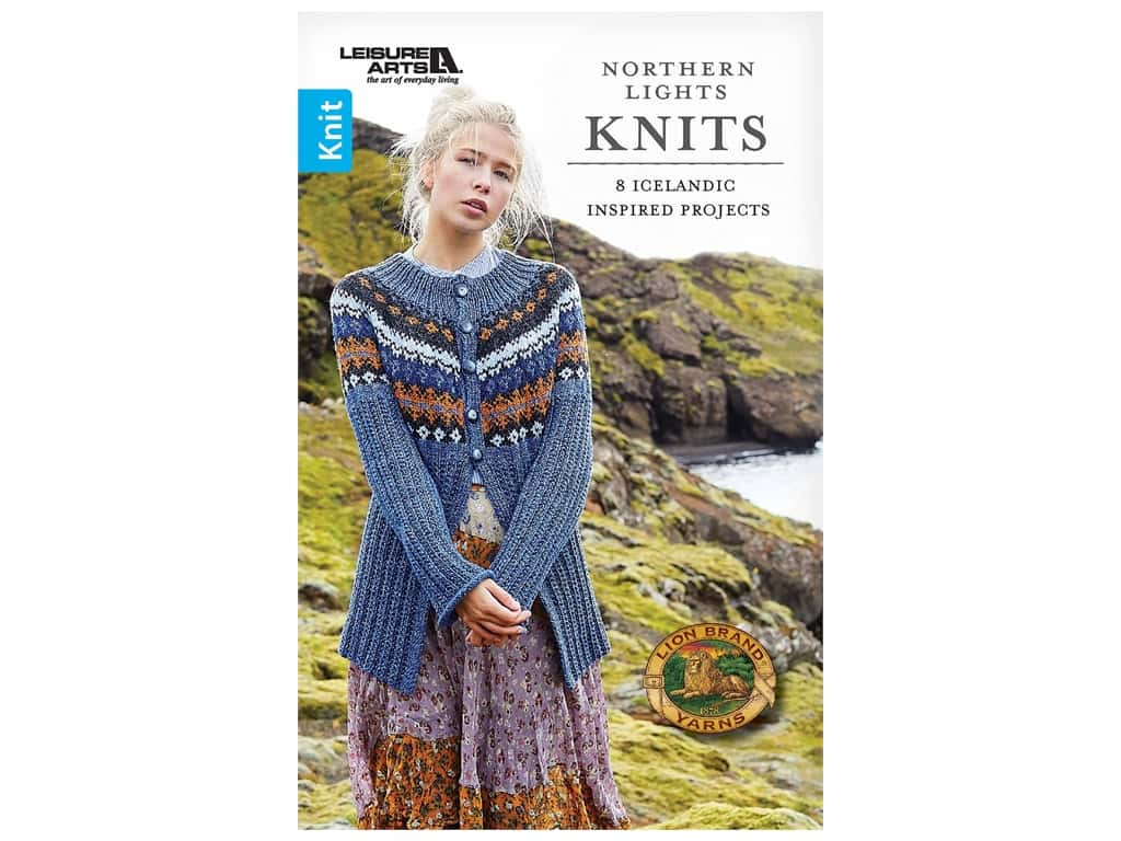 Northern Lights Knits Book
