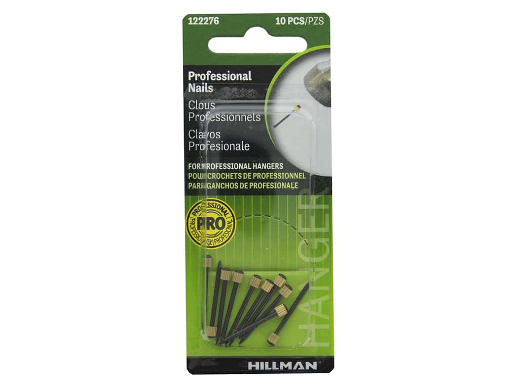 Hillman Professional Nails 10pc