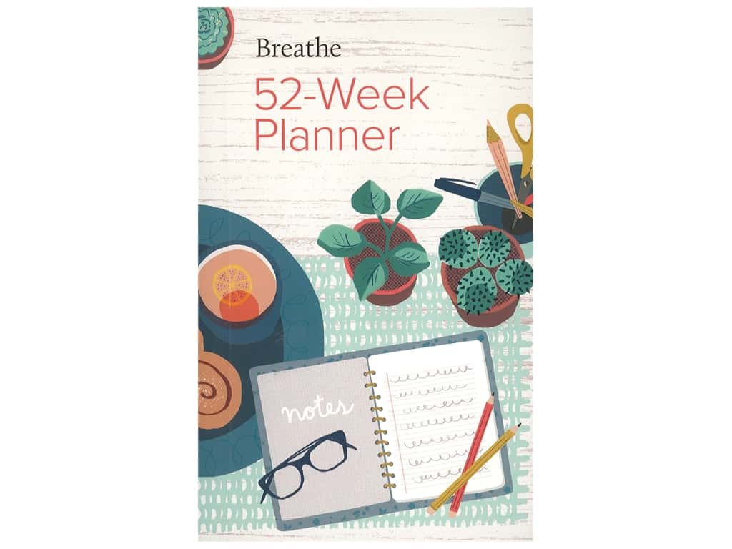 Breathe: 52 Week Planner