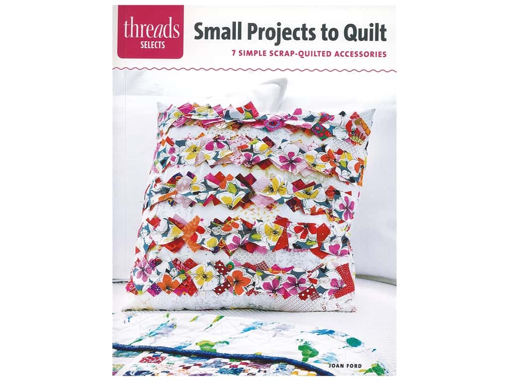 Taunton Press Threads Selects Small Projects Book