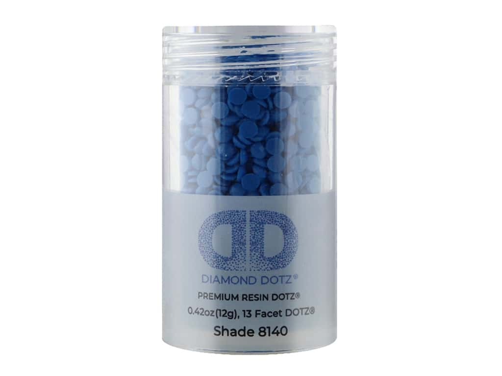 Diamond Dotz Freestyle Gems 0.43 oz. #8140 Deep Aegean