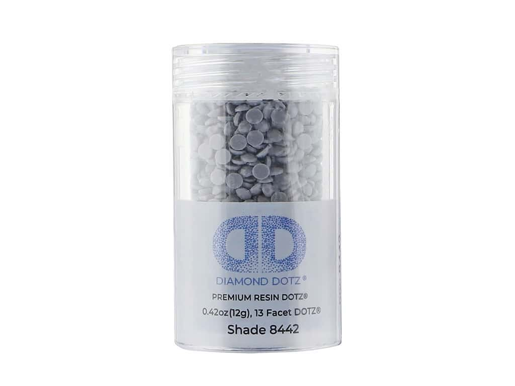 Diamond Dotz Freestyle Gems 0.43 oz. #8442 Medium Dove (4 jars)