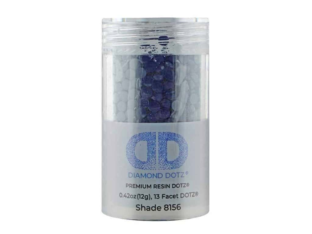 Diamond Dotz Freestyle Gems 0.43 oz. #8156 Ink (4 jars)