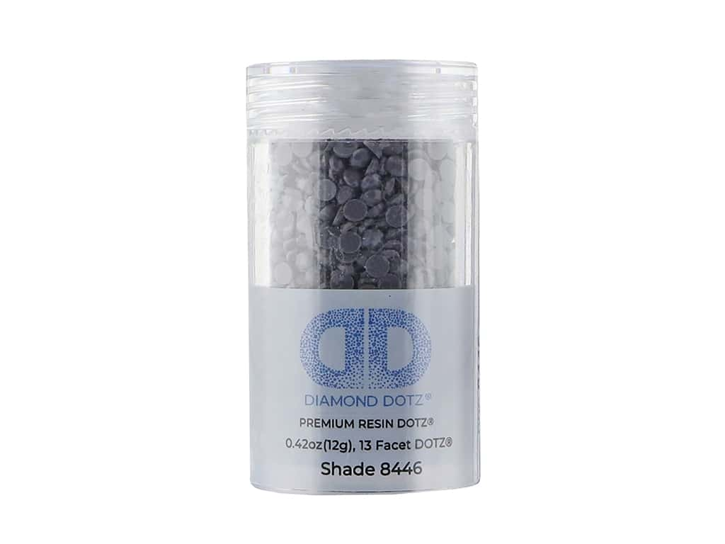 Diamond Dotz Freestyle Gems 0.43 oz. #8446 Shadow (4 jars)