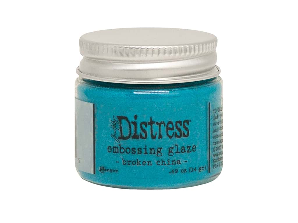 Ranger Tim Holtz Distress Embossing Glaze Broken China