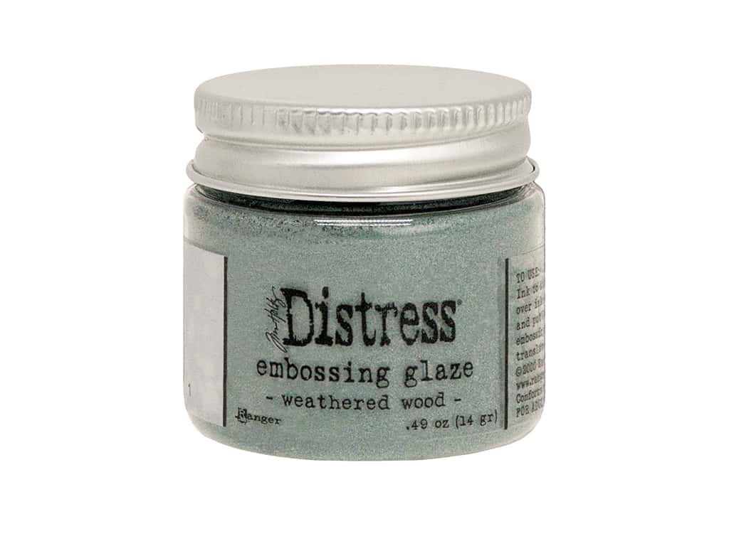 Ranger Tim Holtz Distress Embossing Glaze Weather Wood