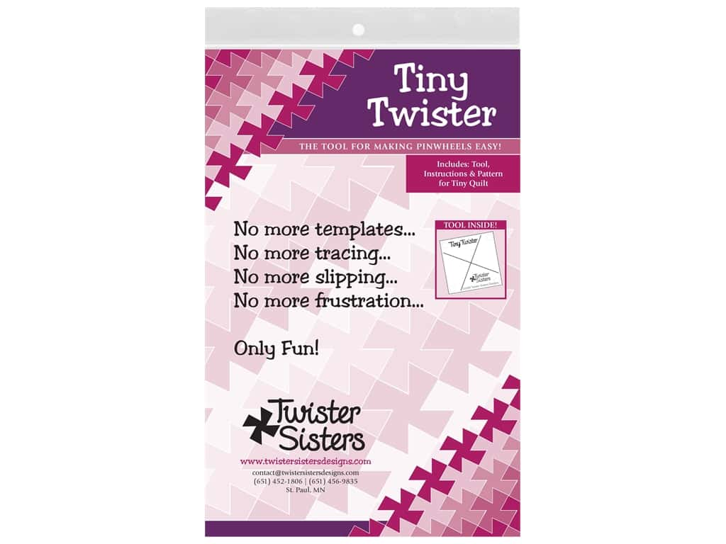 Twister Sisters Tool Tiny Twister