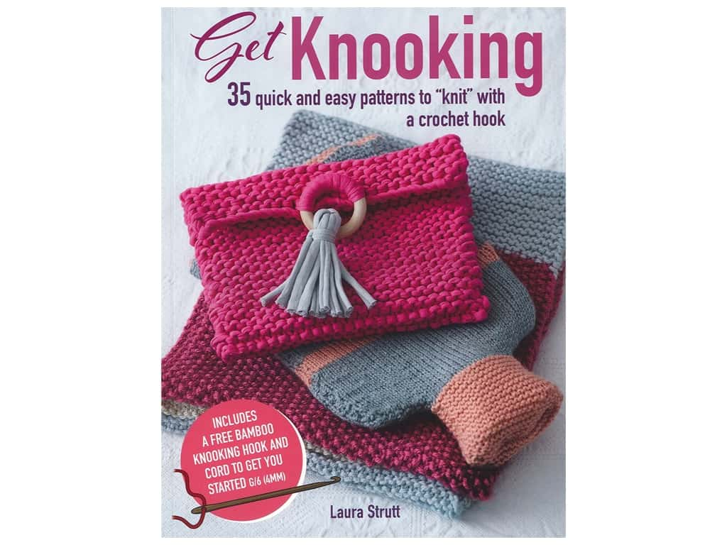 Cico Knit Books Get Knooking Knit Book