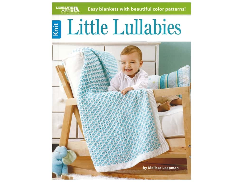 Leisure Arts Little Lullabies Book