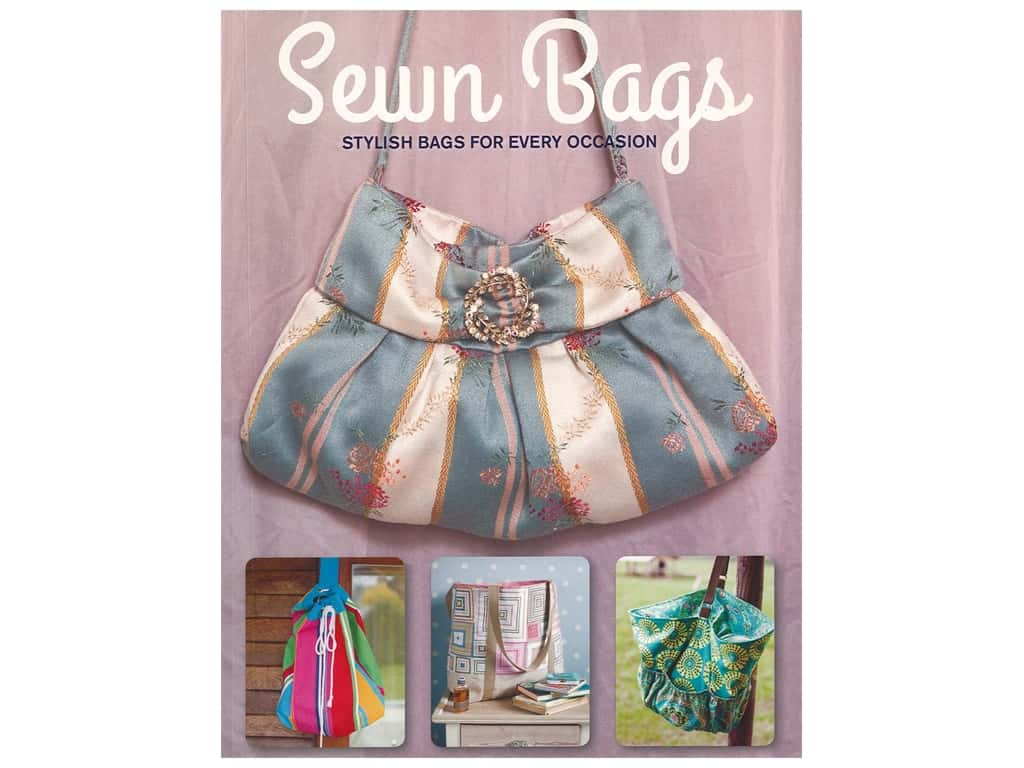 Guild of Master Craftsman Publications Sewn Bags Book