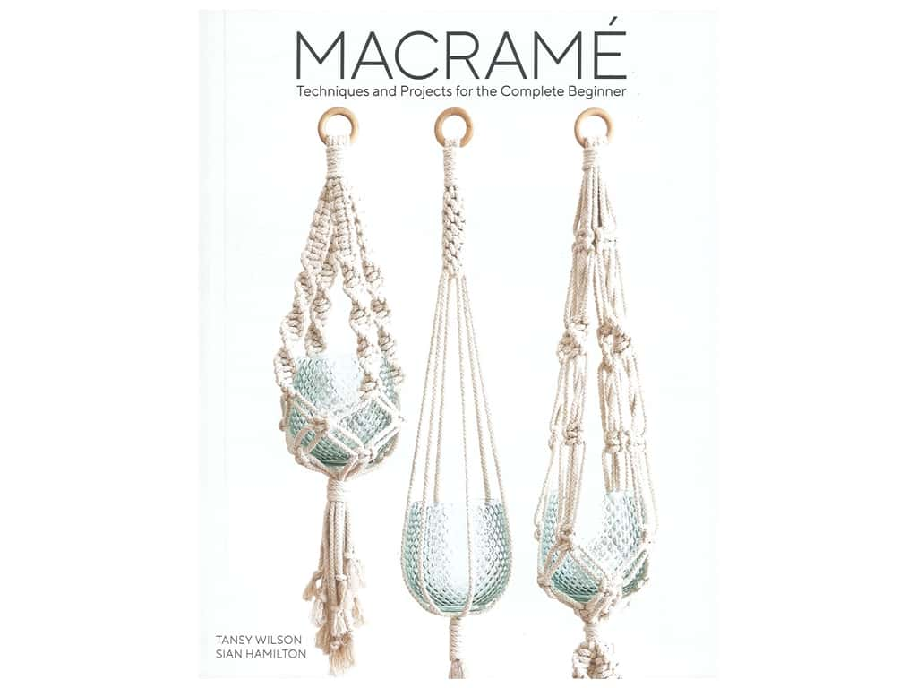 Guild of Master Craftsman Macrame Book