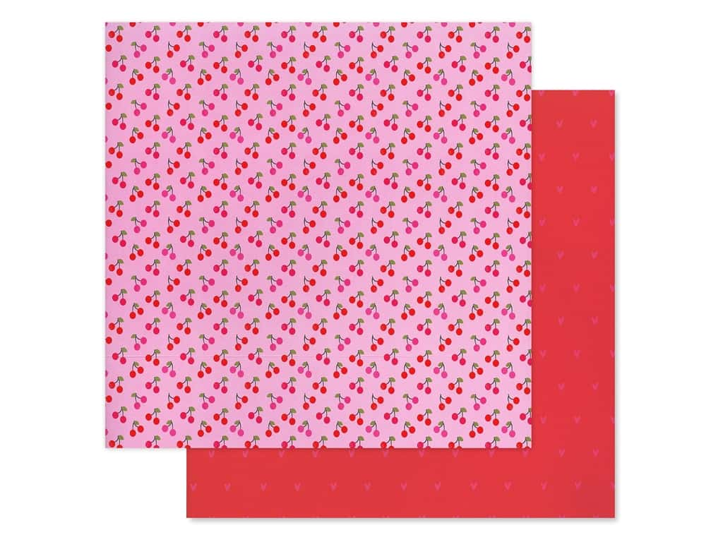 Bella Blvd Collection Squeeze The Day Paper 12 in. x 12 in. I Pick You (25 pieces)