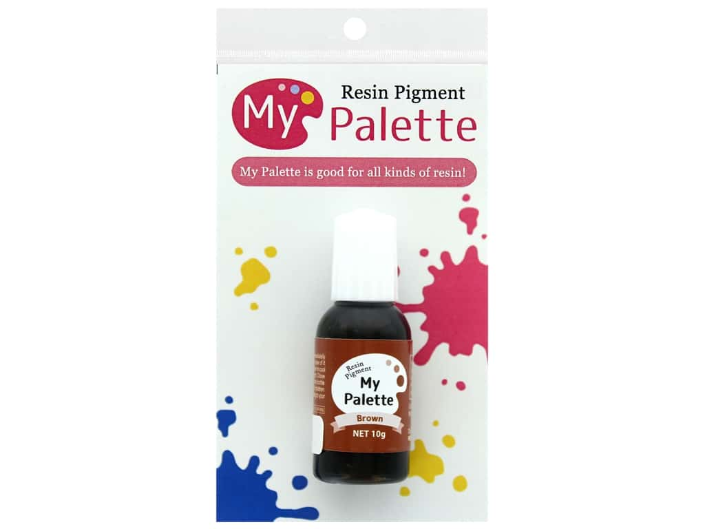 Resinate Accessories My Palette Pigment Ink Brown